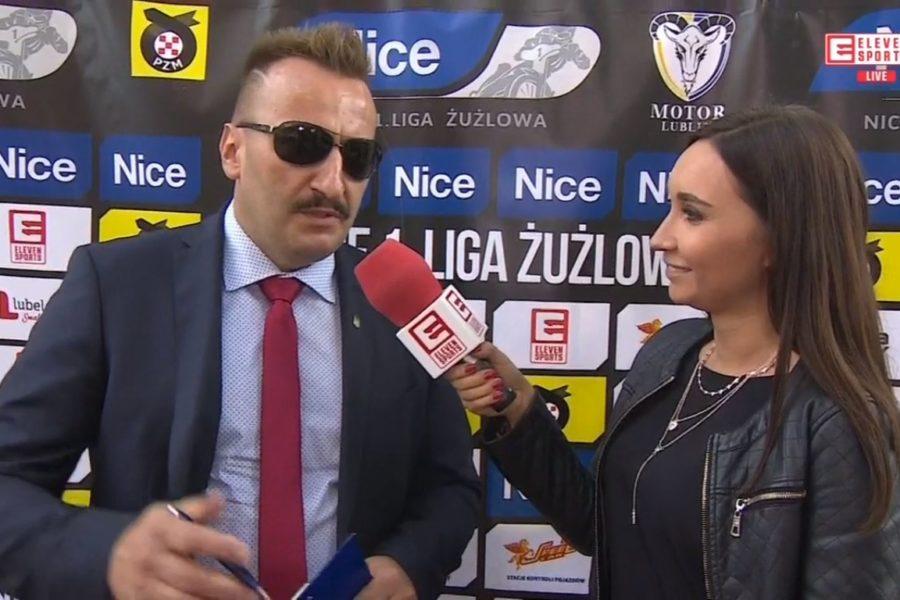 """Prezes Mrozek skradł telewizyjny Show. """"Najgorszy mecz w sezonie"""""""