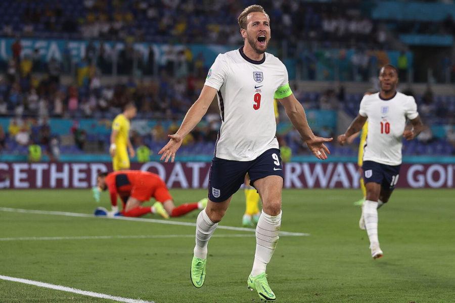 Euro 2020: demolka w Rzymie. Anglicy z bezproblemowym awansem do półfinału